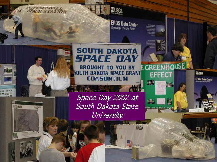 Space Day 2002 Photo Montage